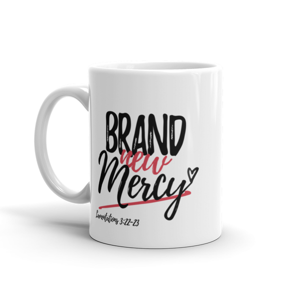 Image of Brand New Morning, Brand New Mercy