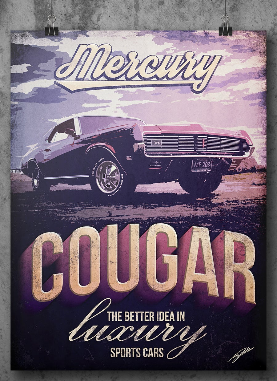 Image of Mercury Cougar