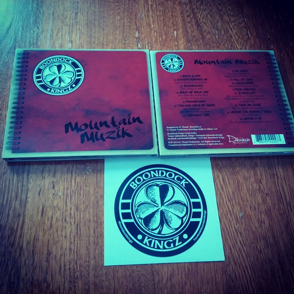 Image of Mountain Muzik CD
