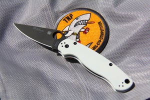 Image of TNP Paramilitary II Black/White