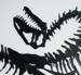 Image of Velociraptor Skeleton