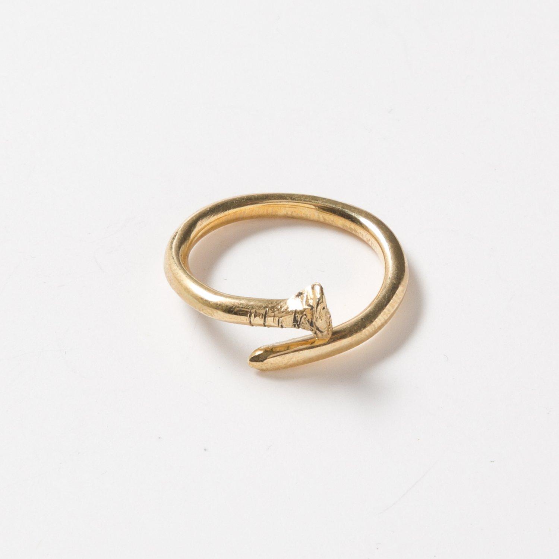 Image of Nail Ring