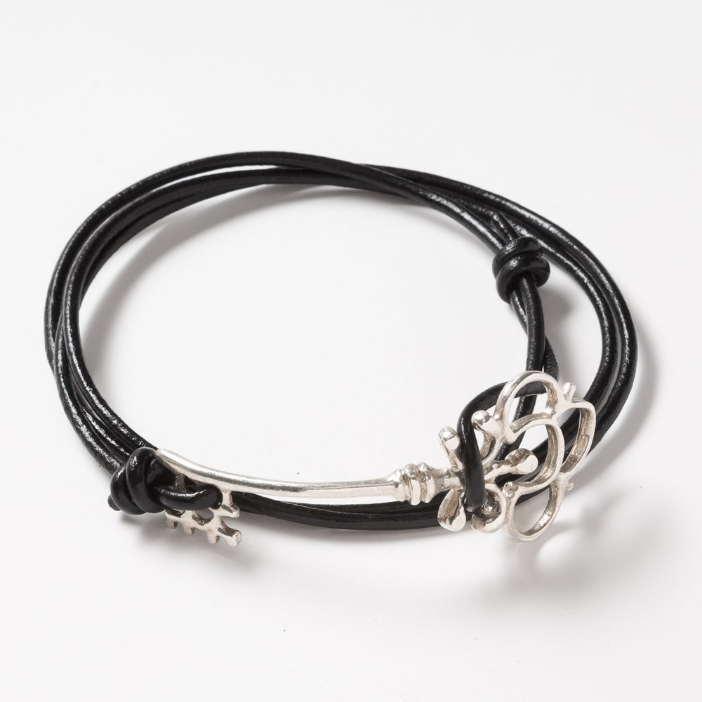Image of Gothic Key Bracelet