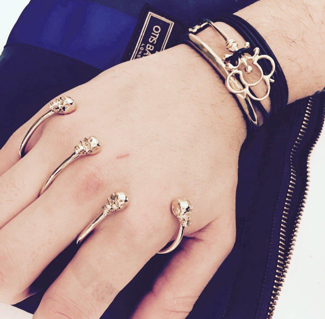 Image of Gothic Key Bracelet