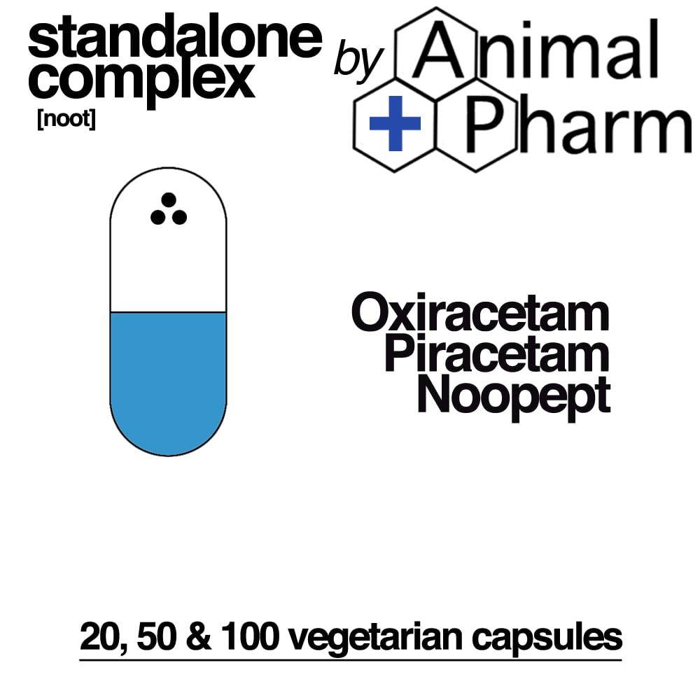 Image of STANDALONECOMPLEX blend(kusanagi variant) *Noopept *Oxiracetam *Piracetam