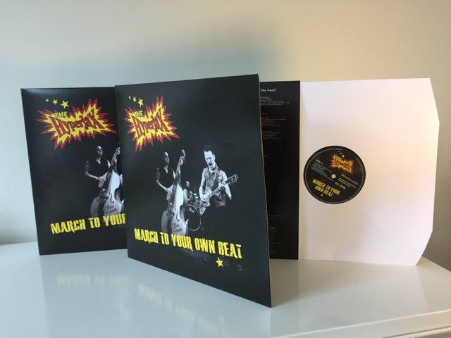 """Image of March to your own beat - 12"""" Vinyl Record"""