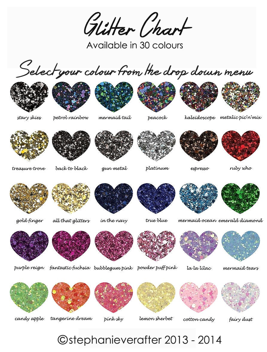 Image of Judy Heart Bobby Pins Available in 30 Colours