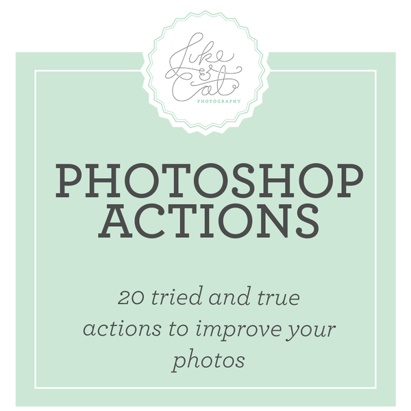 Image of Photoshop Actions