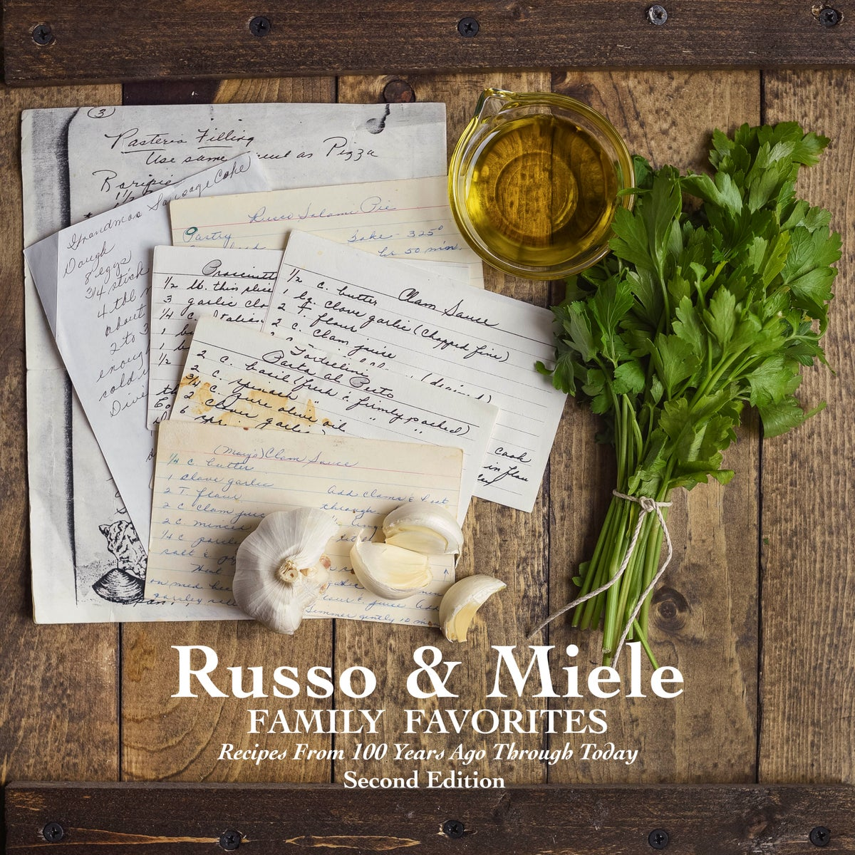 Image of Russo & Miele Family Favorites - 2nd Edition