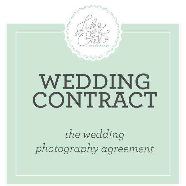 Image of Wedding Contract