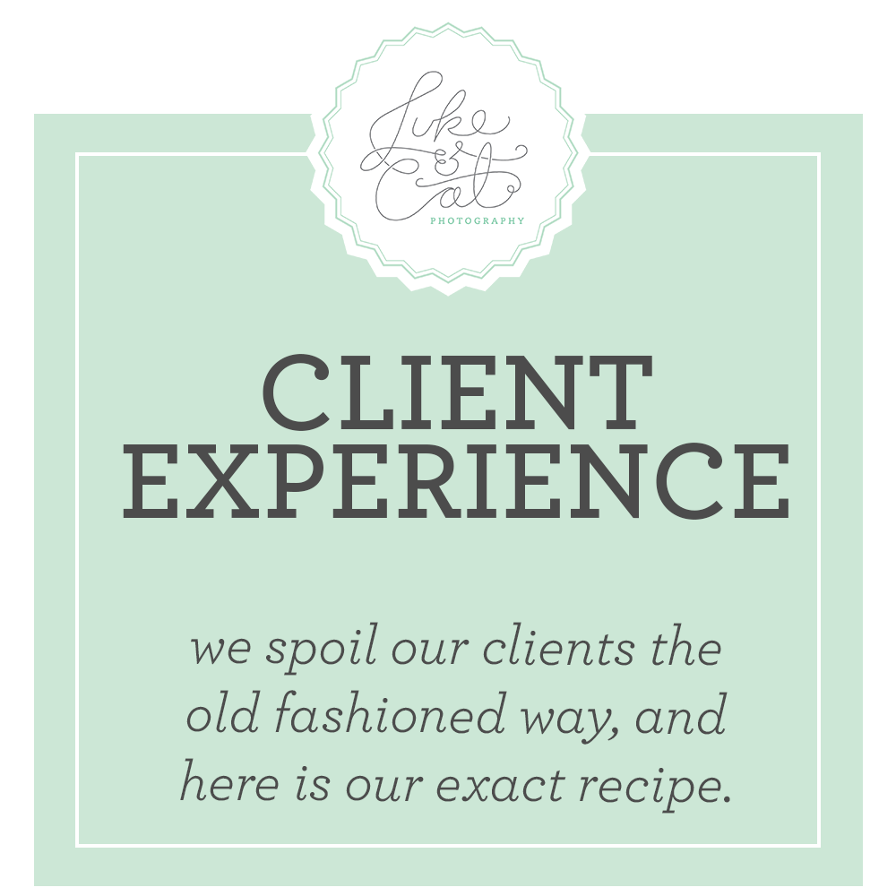 Image of Wedding Client Experience