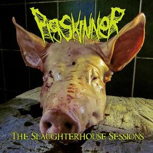 Image of PIGSKINNER The Slaughterhouse Sessions CD