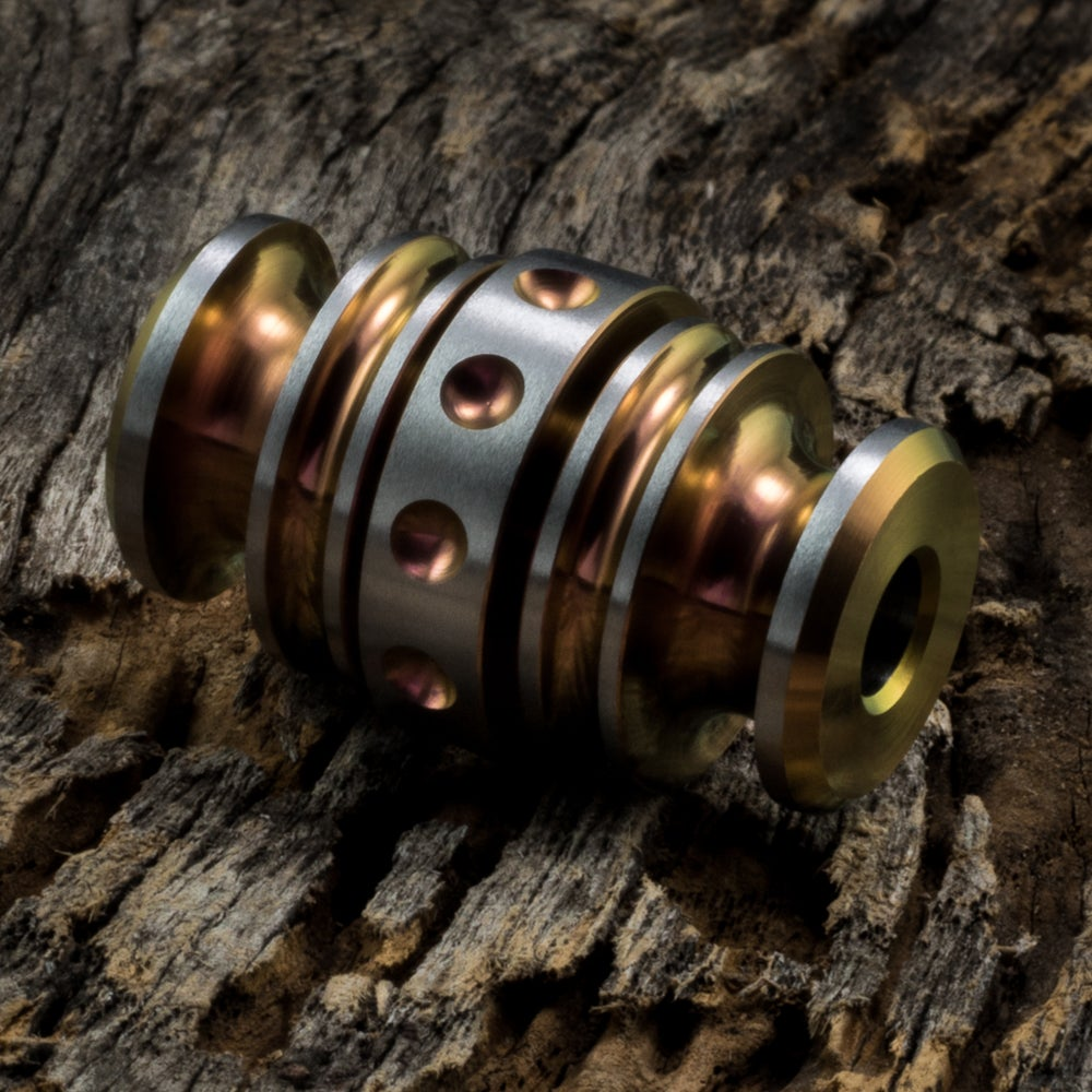 Image of Kong Bead Rose Gold #1