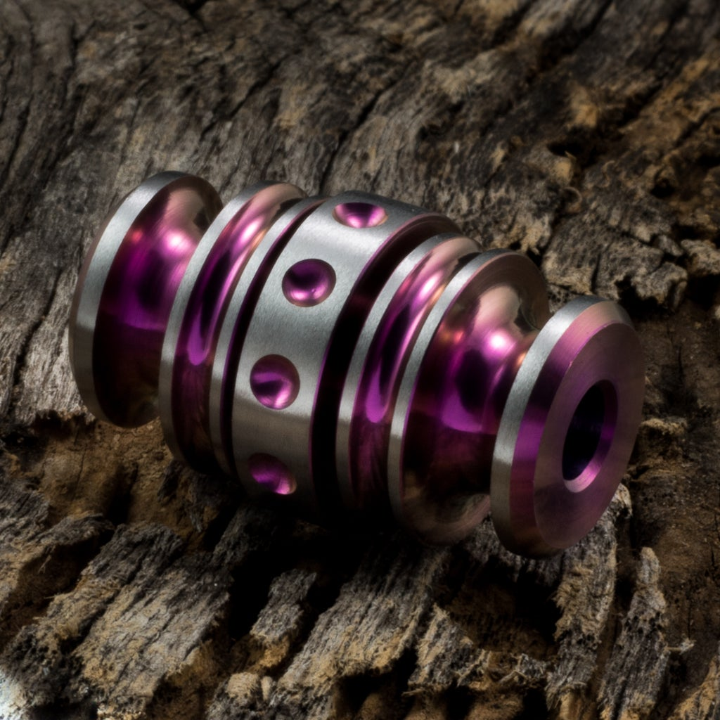 Image of Kong Bead Hot Pink #1
