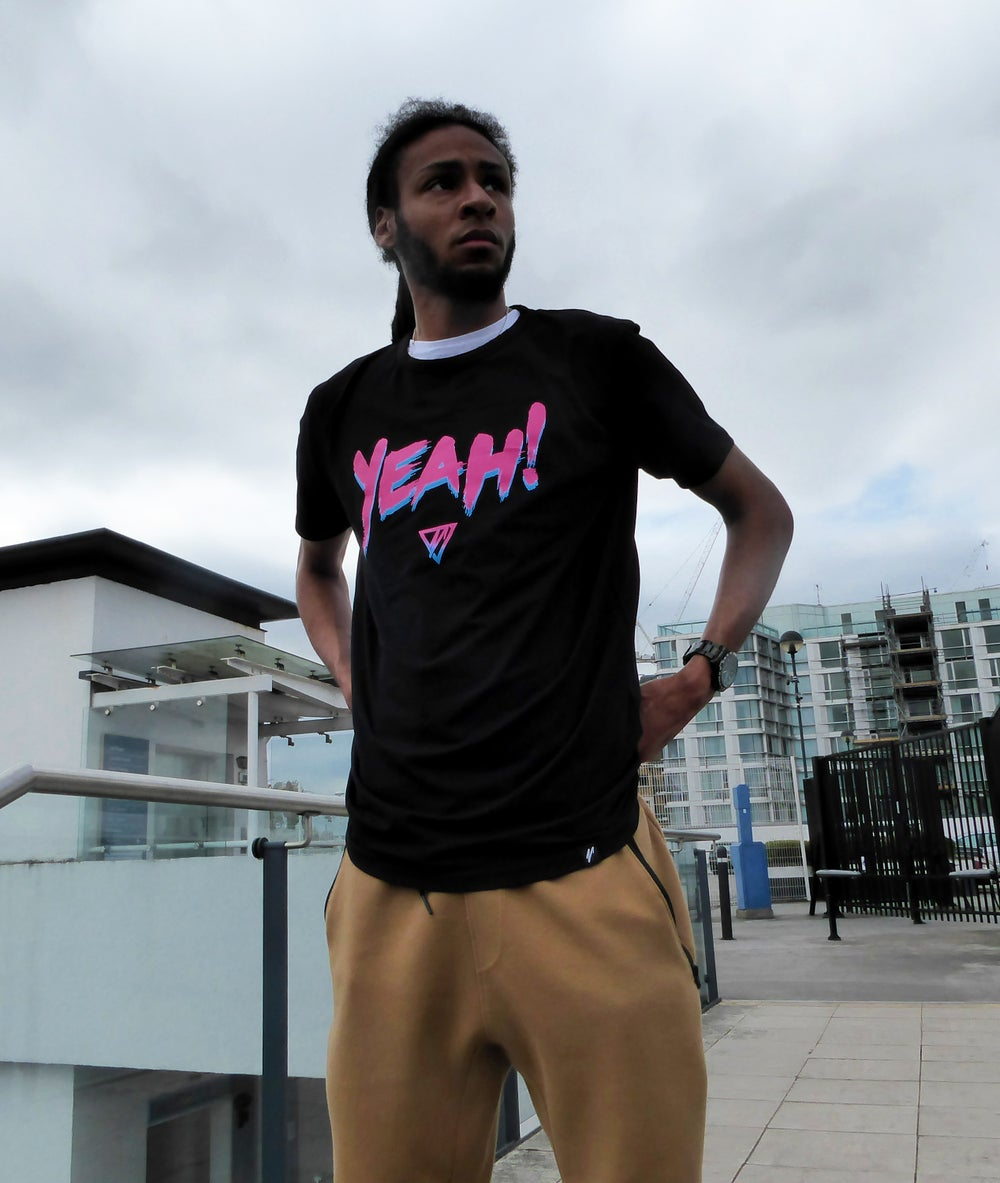 Image of Mens 'YEAH!' Tee