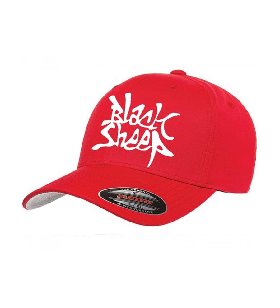 Image of CLASSIC BASEBALL CAP (RED)