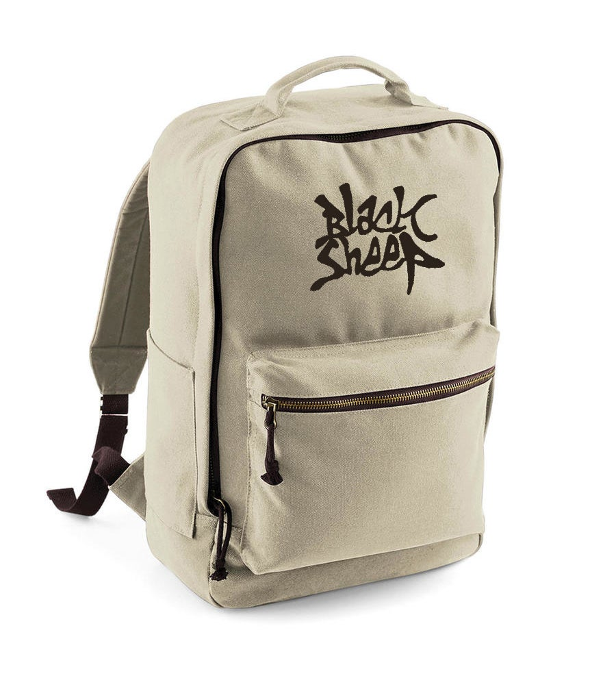 Image of CLASSIC BACKPACK (SAND/CHOC)
