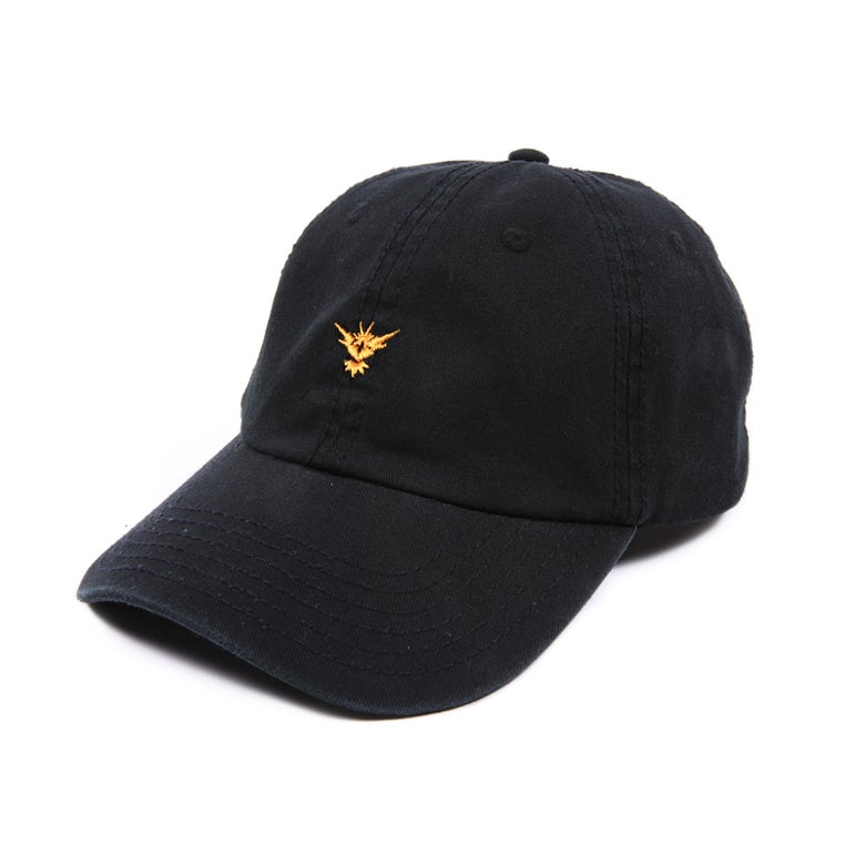 Image of Team Instinct Low Profile Sports Cap - Black