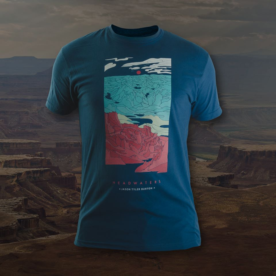 Image of Headwaters T-Shirt - Next Level