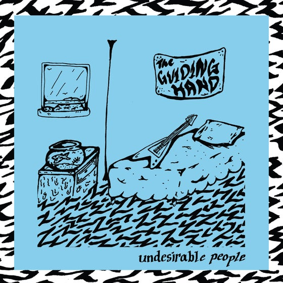 Image of Undesirable People - The Guiding Hand flexi