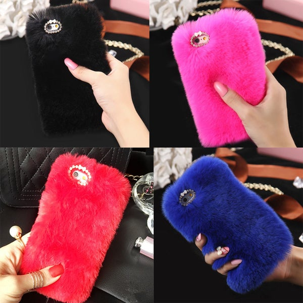 Image of Fluffy Phone Case