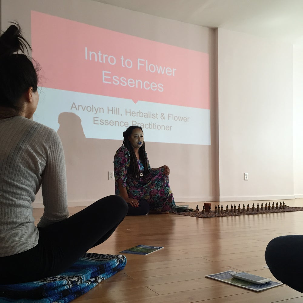 Image of Flower Essence Workshop