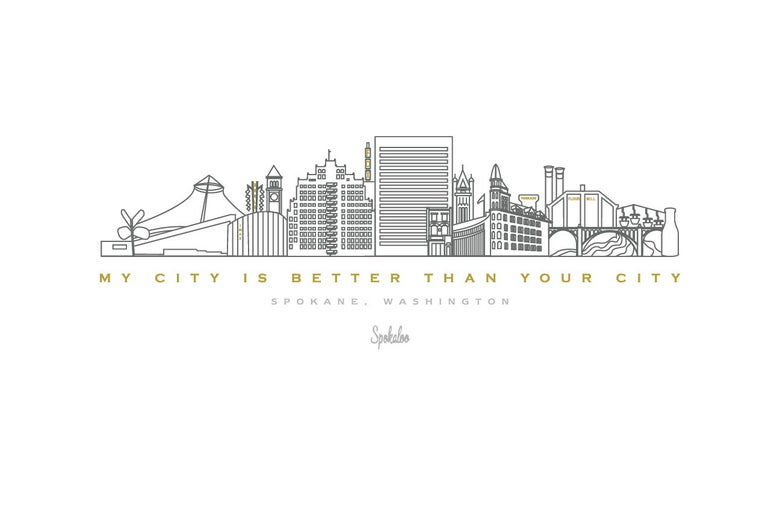 Image of My City is Better Than Your City Prints