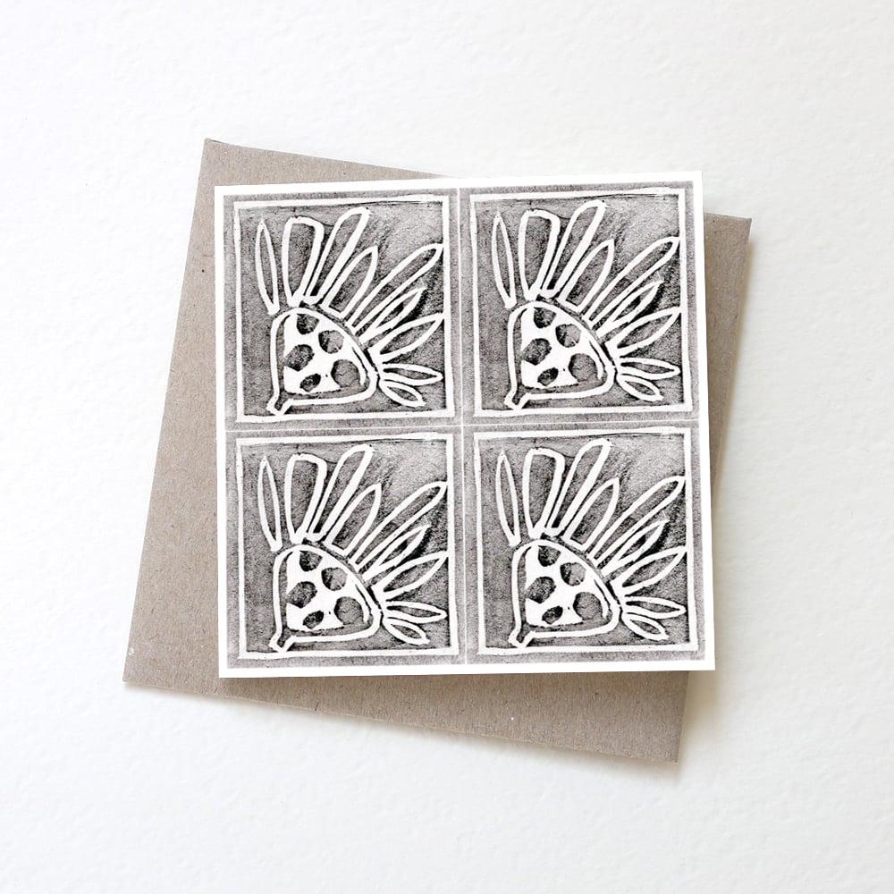 Image of Daisy Heads Pattern