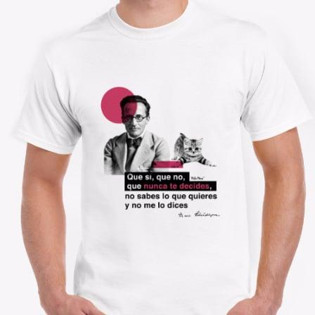 Image of Camiseta chico & chica - Diseño a elegir