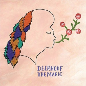 Image of Deerhoof - The Magic (vinyl + bonus tape)