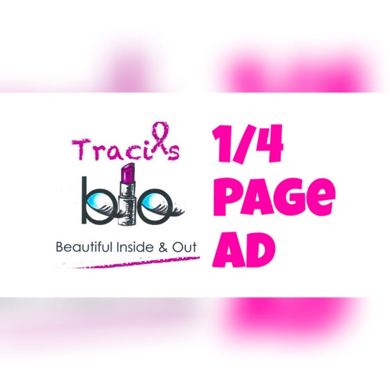 Image of 1/4 Page Ad