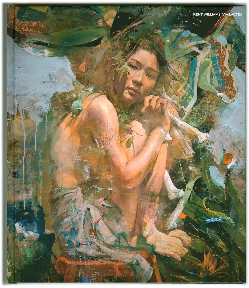 Image of Kent Williams–Via Lactea: His Drawings and Paintings of the Artist Soey Milk