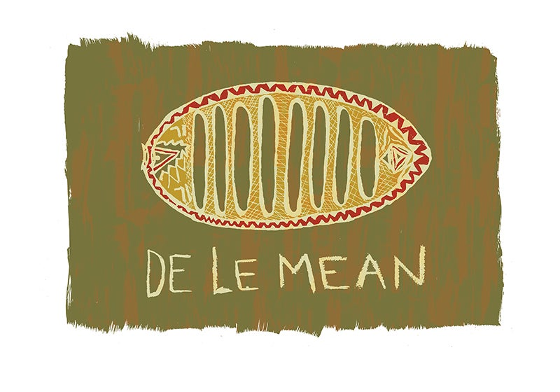 Image of DE LE MEAN