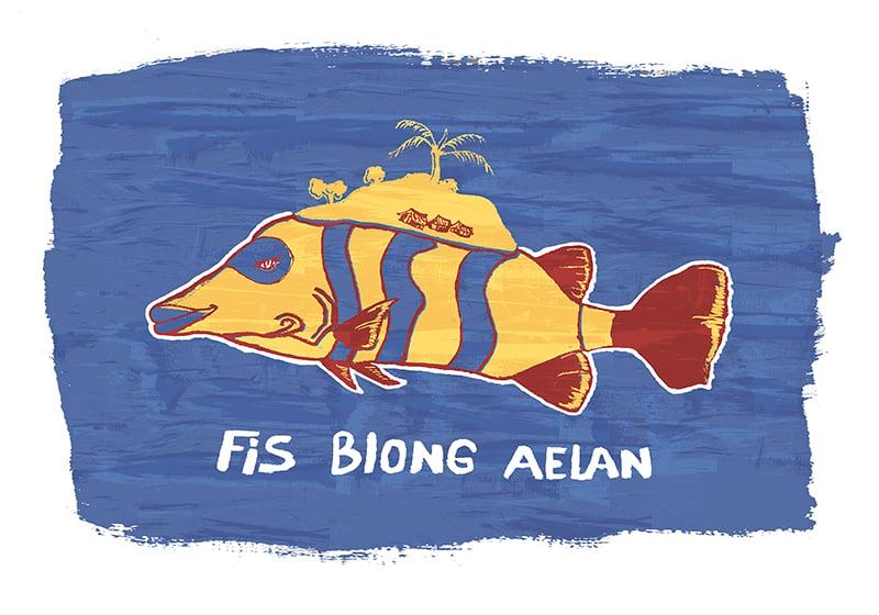 Image of FIS BLONG AELAN