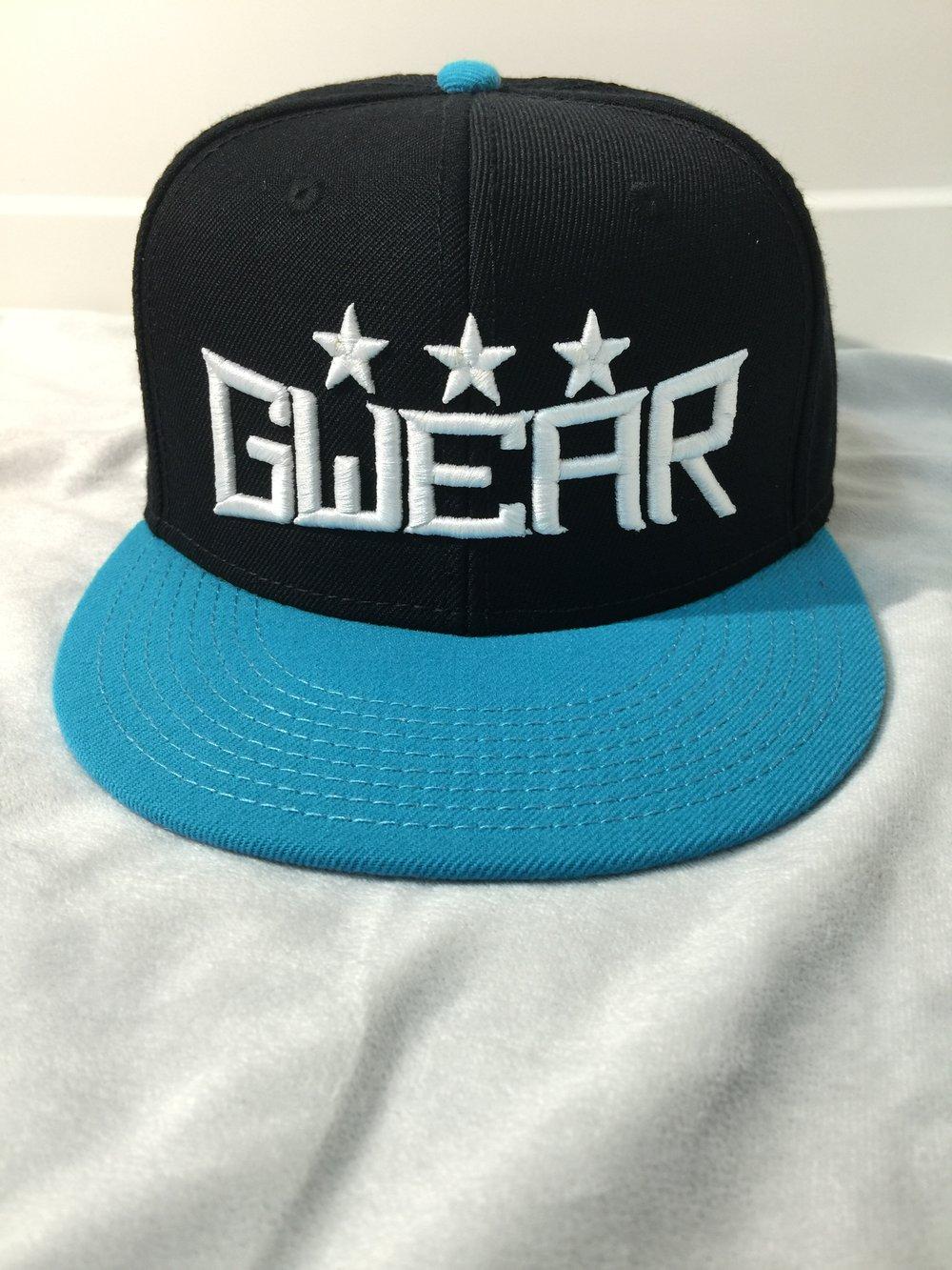Aqua 3Star Snapback