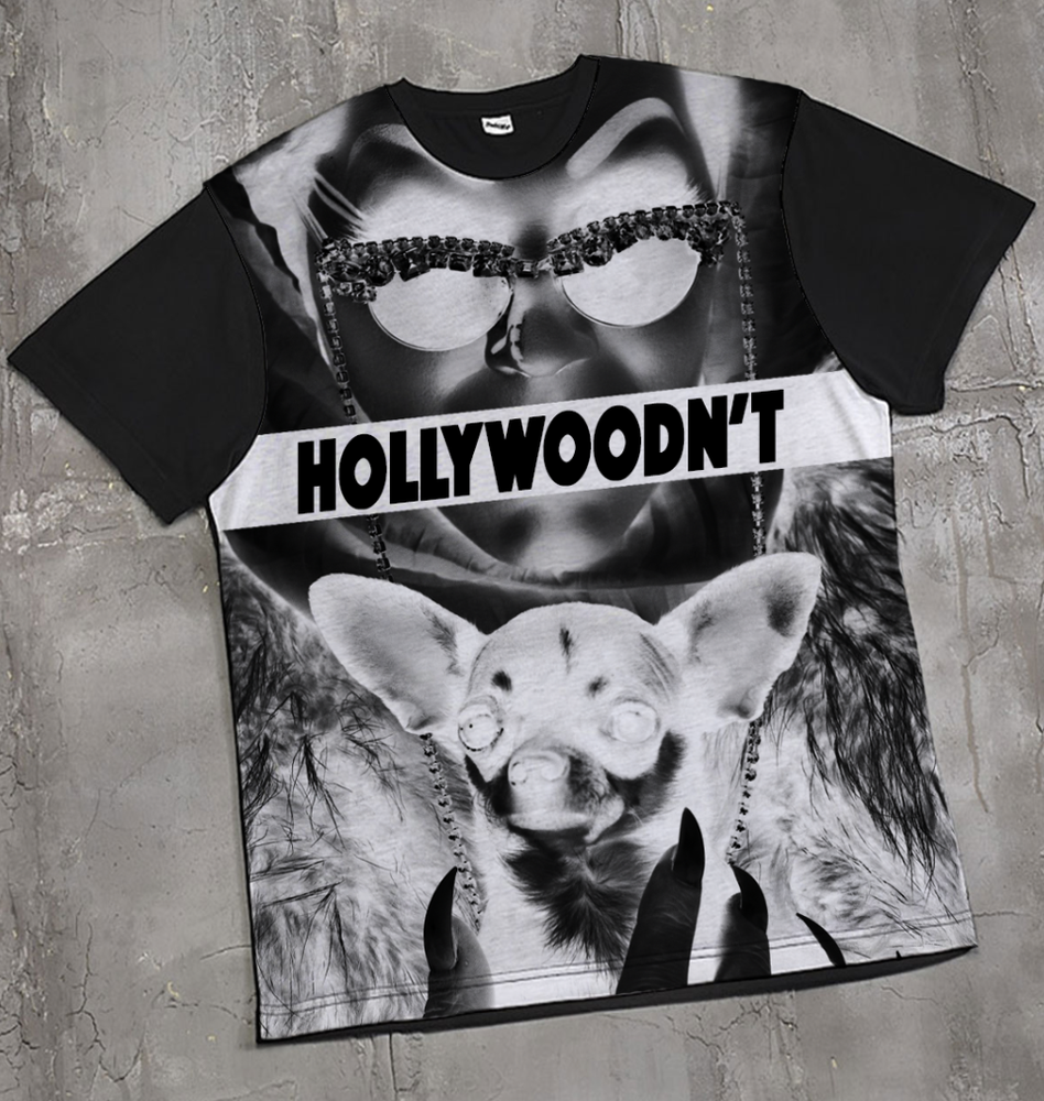 Image of LIMITED EDITION - Hollywoodn't Tee