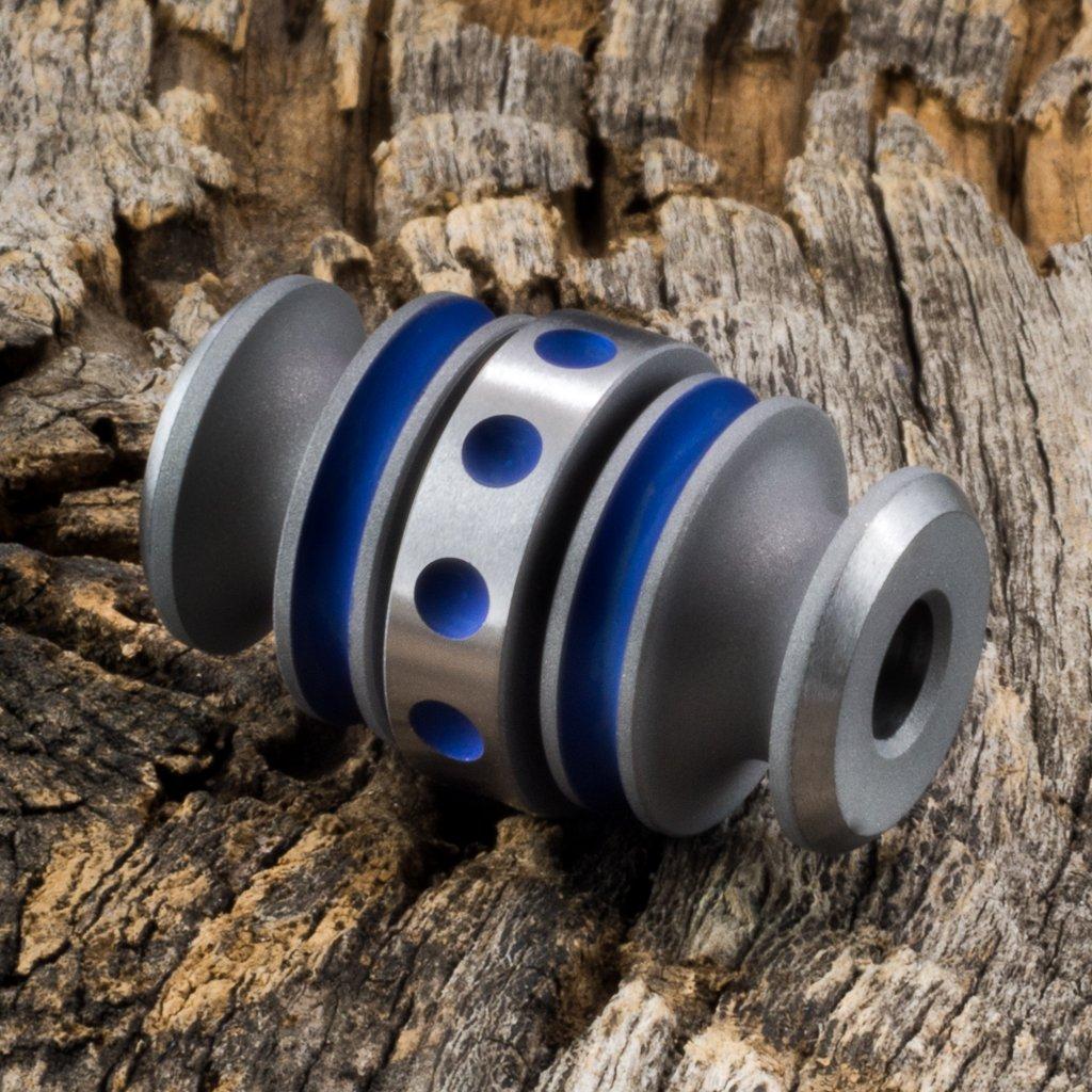 Image of Kong Bead Dirty Blue #1