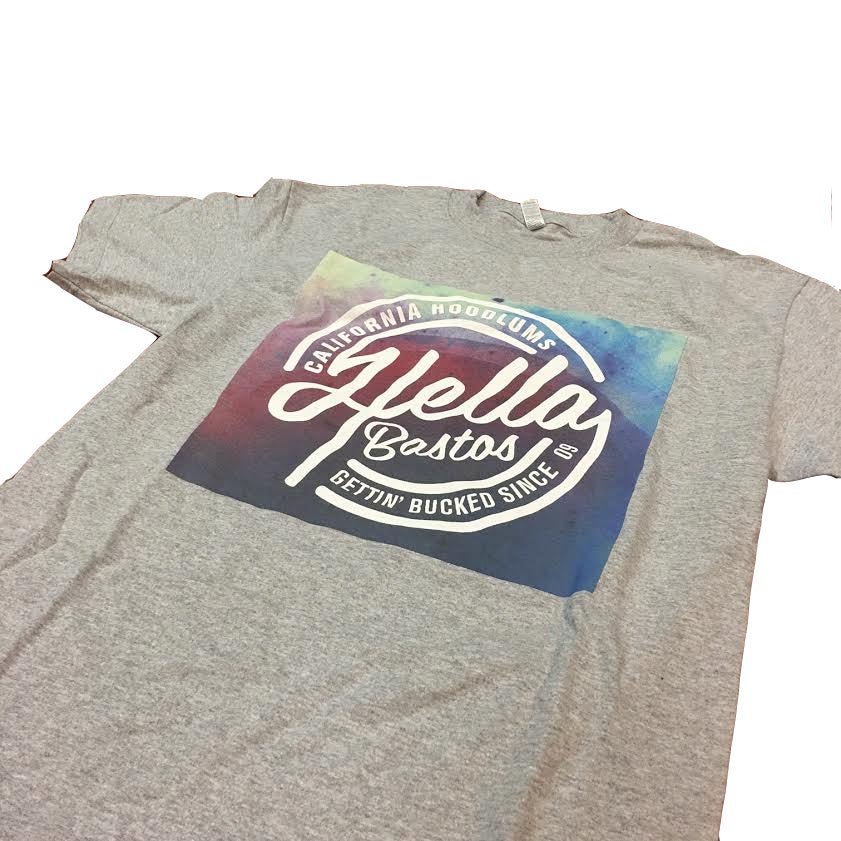 Image of Galactic HB Shirt (Grey)
