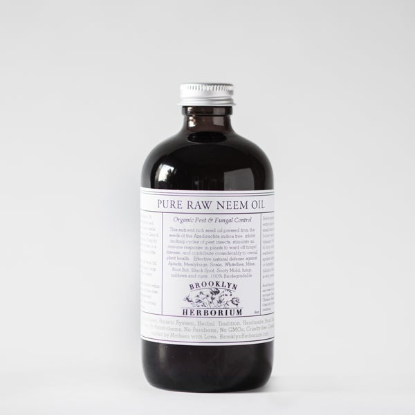 Image of Pure Raw Neem Oil