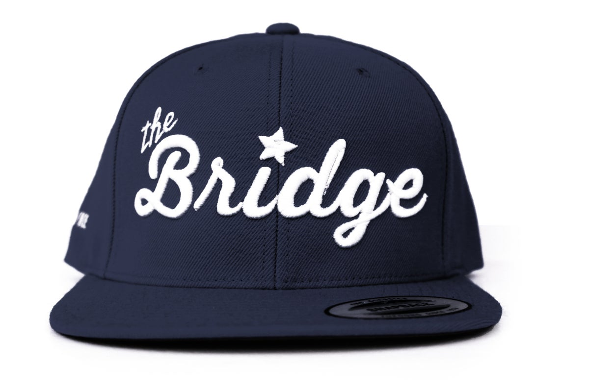 Image of The Bridge - NAVY