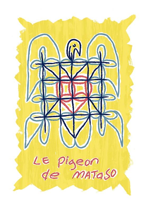 Image of LE PIGEON DE MATASO