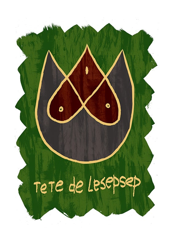 Image of TETE DE LESEPSEP