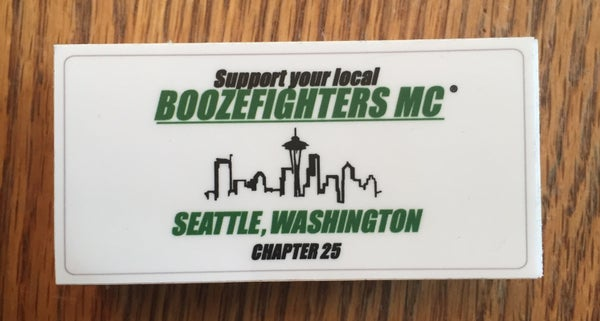 Boozefighters 25 — Home