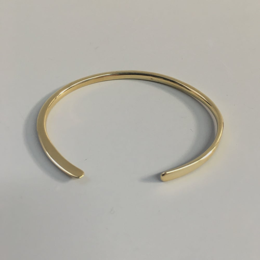 Image of Isku Stacking Cuff - Brass