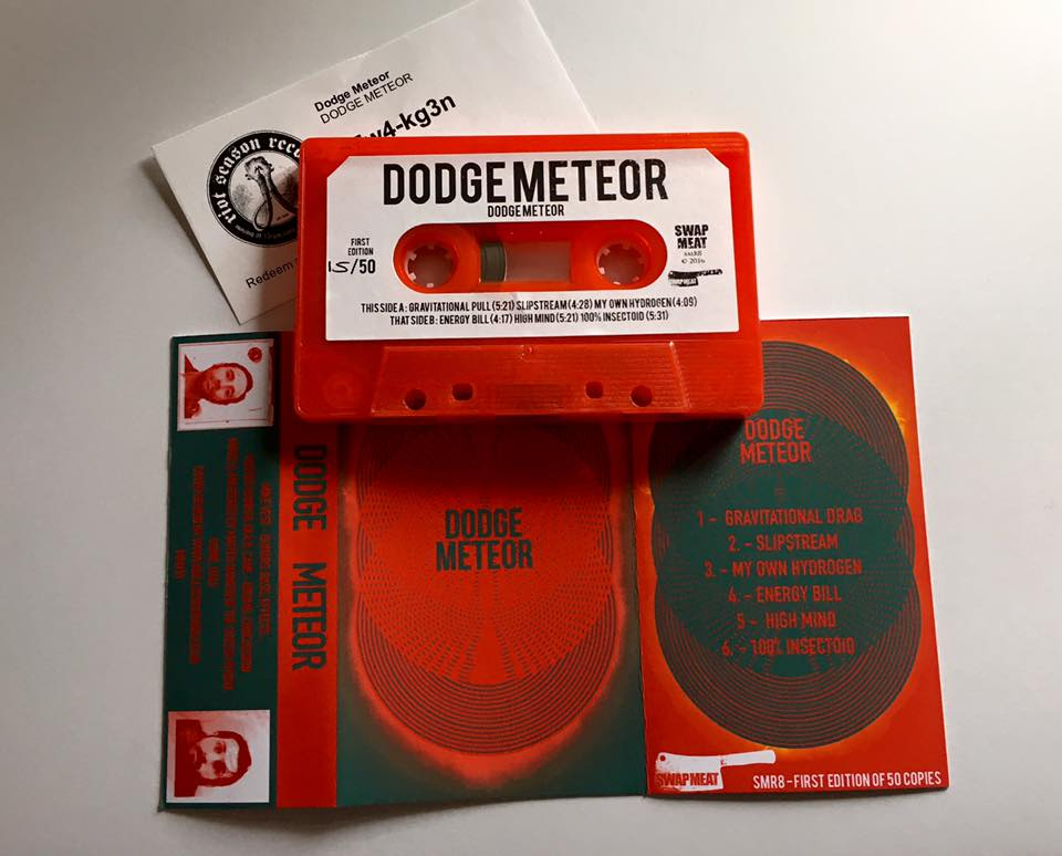 DODGE METEOR 'Dodge Meteor' Cassette & MP3