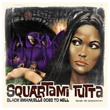 Image of Kotiomkin - Squartami Tutta (Black Emanuelle Goes To Hell) - Digipak