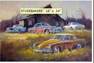 Image of STUDEBAKERS