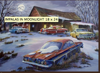 Image of IMPLALAS IN THE MOONLIGHT