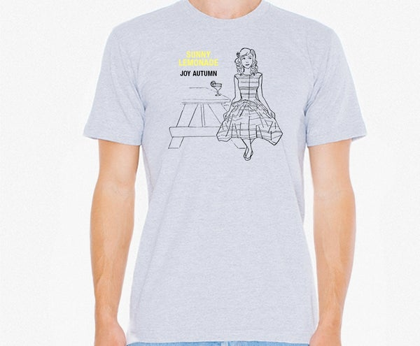 Image of Limited Edition Joy Autumn -  Sunny Lemonade T-Shirt