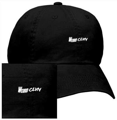 Image of clvn Old-Style Logo embroidered Cap